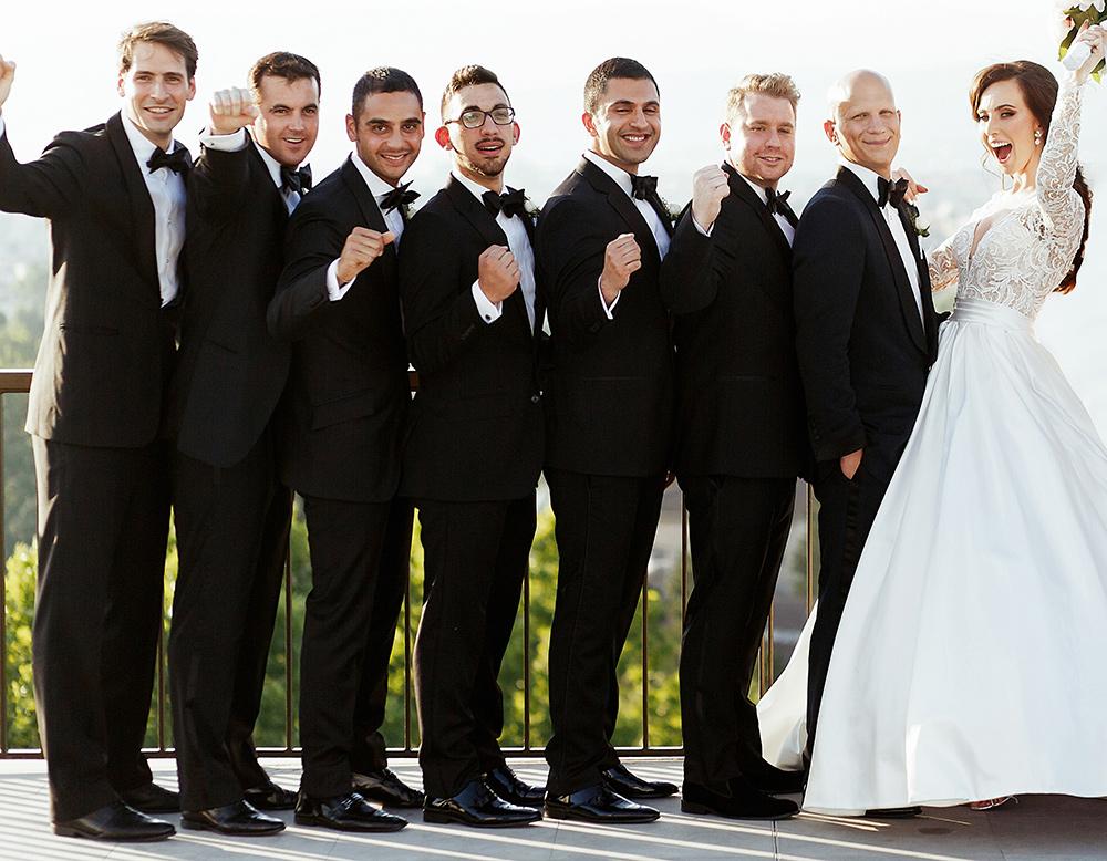 Dresscode für den Bräutigam und Hochzeitsgäste