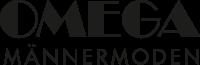 OMEGA – MÄNNERMODEN Logo