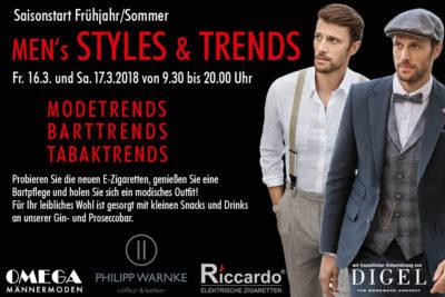 Saisonstart Frühjahr/Sommer - Men's Styles & Trends